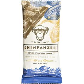 Chimpanzee Energy Bar Urheiluravinto Taateli & suklaa (Vegan) 20 x 55g